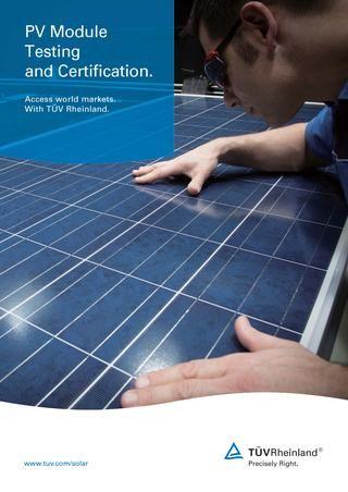 Solar Panel Certifications Demystified