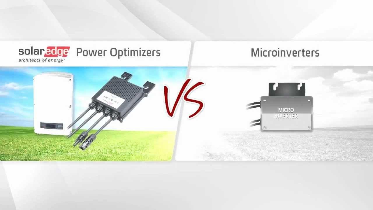 SolarEdge Vs. Microinverters