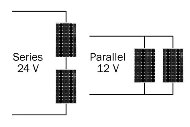Basics of Wiring Parallel and Series