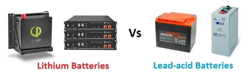 Best Battery Types for Solar