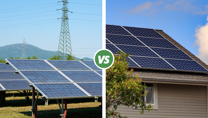 Comparing ground mount vs. roof mount solar