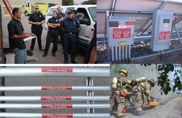Rapid shutdown systems improve firefighter safety