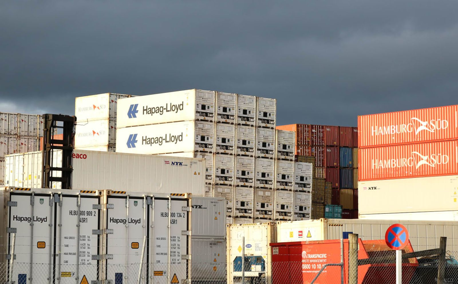 Even our largest port, Tauranga, can't provide the volumes big shipping companies want.  Photo: Lynn Grieveson
