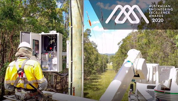 NOJA Power Wins an Australian Engineering Excellence Award in Queensland