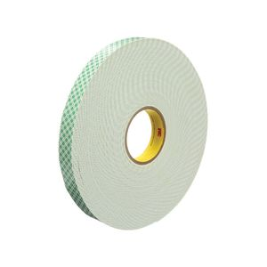 3M™ Double Coated Urethane Foam Tape 4026