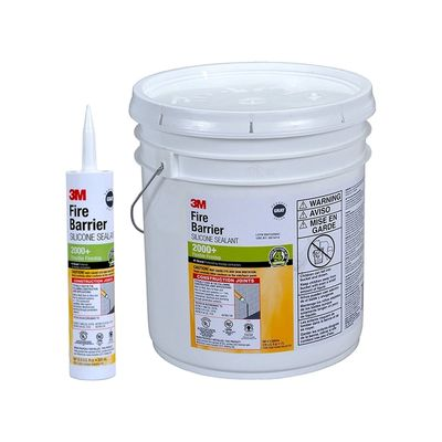 3M™ Fire Barrier Silicone Sealant 2000+