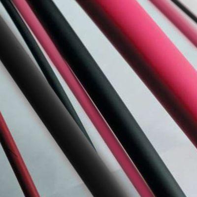 GSHS-3635W Flexible Dual-wall Polyolefin Heatshrink Tubing- Black