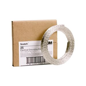 Scotch® Electrical Grounding Braid 25