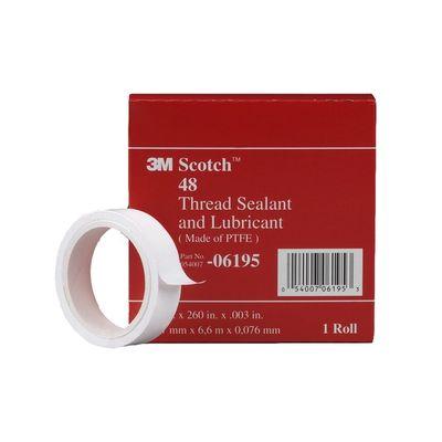 Scotch® Pipe Thread Sealant Tape 48