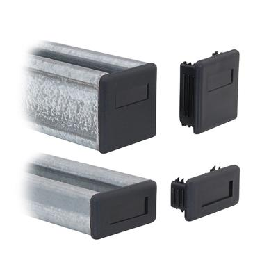 Framing Channel End Caps