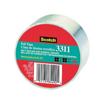 Scotch® Aluminum Foil Tape 3311