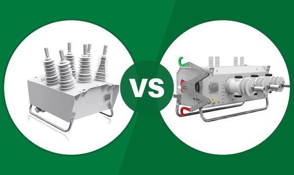 What's the difference between a NOJA Power VISI-SWITCH® and an OSM Recloser?