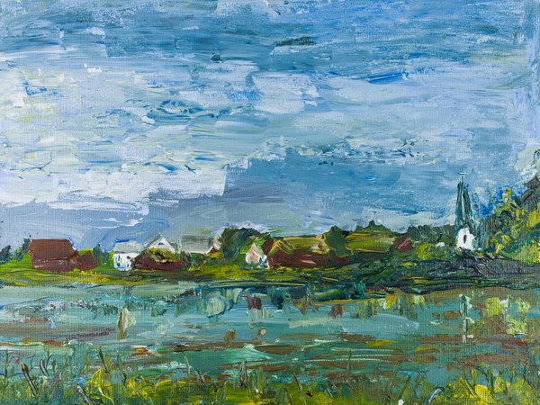 Cloudy Kjerringøy | Art Lasovsky