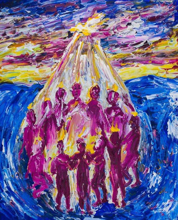 Northern Pentecost | Art Lasovsky