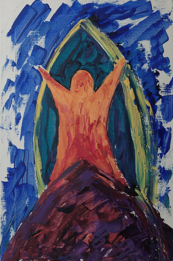 The Lord is my rock | Art Lasovsky