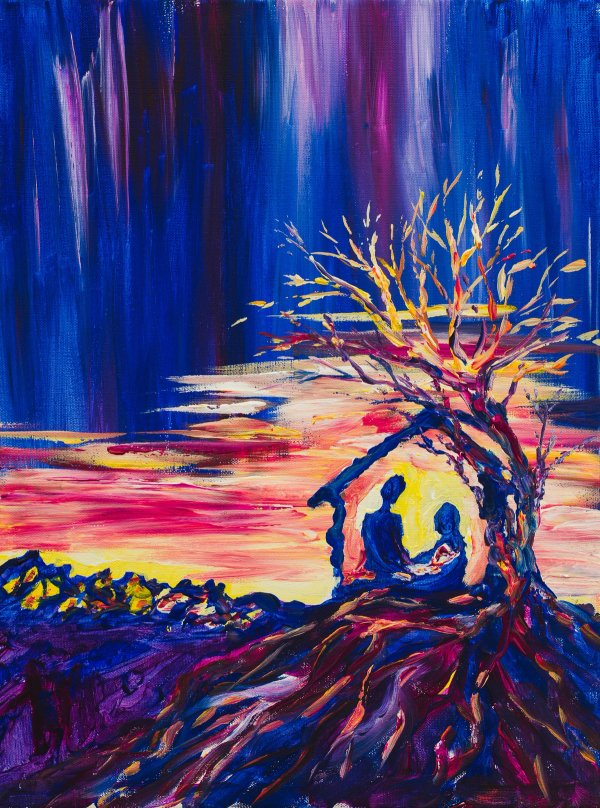 To us a Son is given | Art Lasovsky
