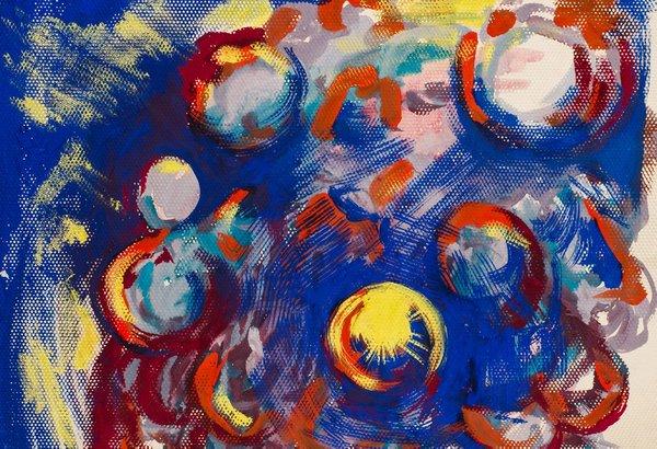 Bubbles | Art Lasovsky