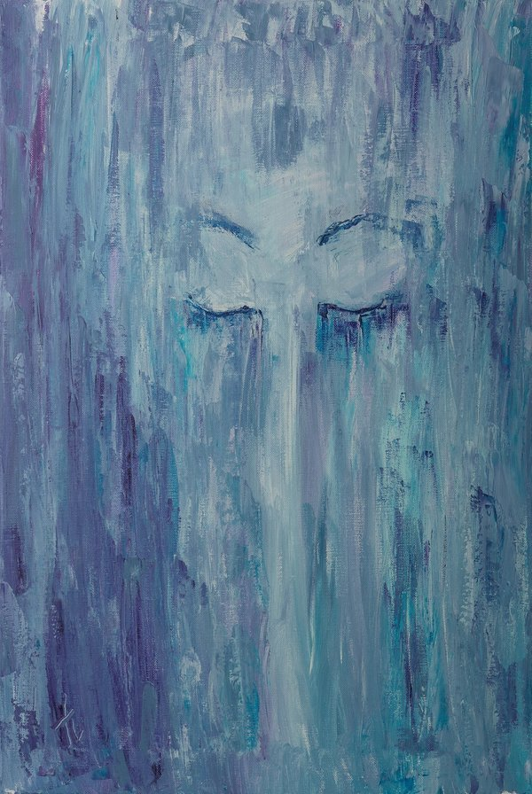 Streams of tears | Art Lasovsky