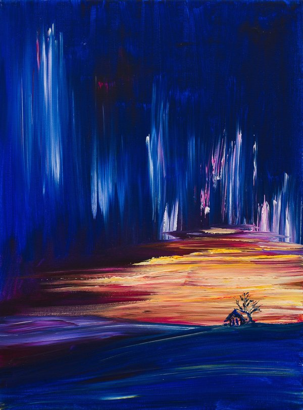 In the city of David | Art Lasovsky