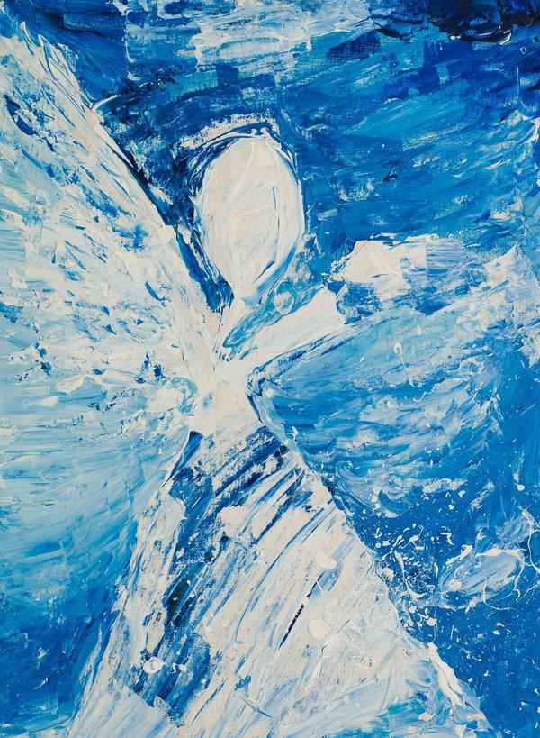 Snow Angel | Art Lasovsky
