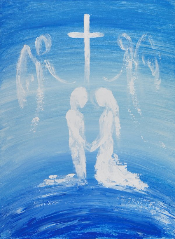 Heavenly Union   Art Lasovsky