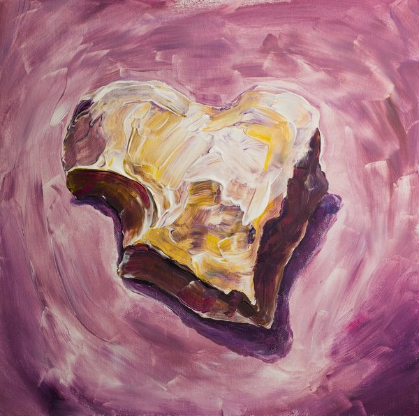 Piece of heart | Art Lasovsky