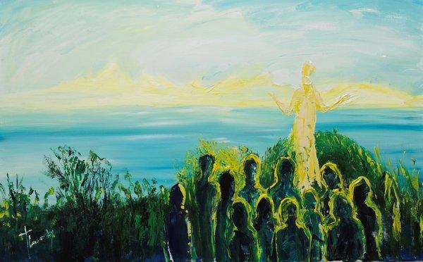 The Sermon on the Mount | Art Lasovsky