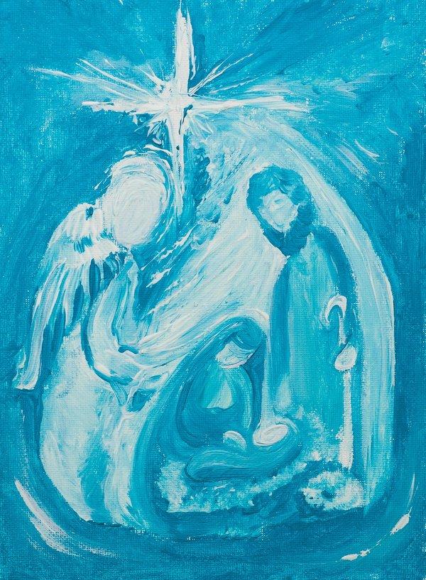 Nativity | Art Lasovsky