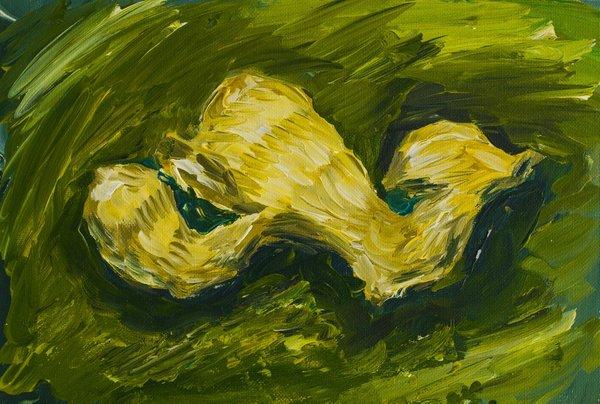 Ginger | Art Lasovsky
