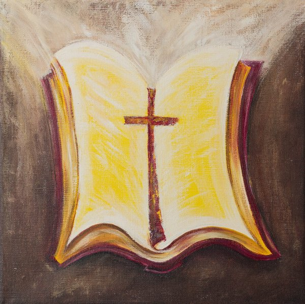 Holy Scripture | Art Lasovsky