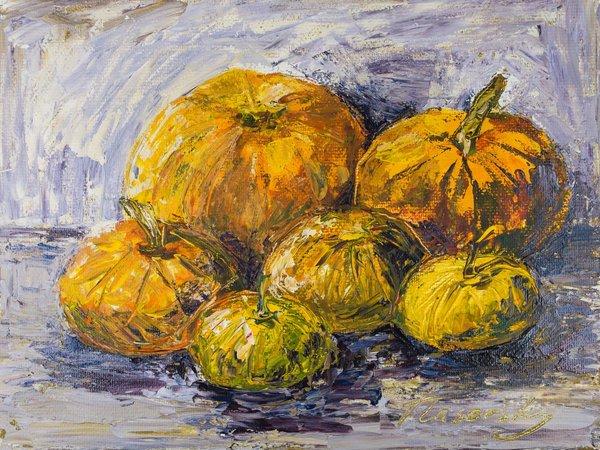 Pumpkins | Art Lasovsky