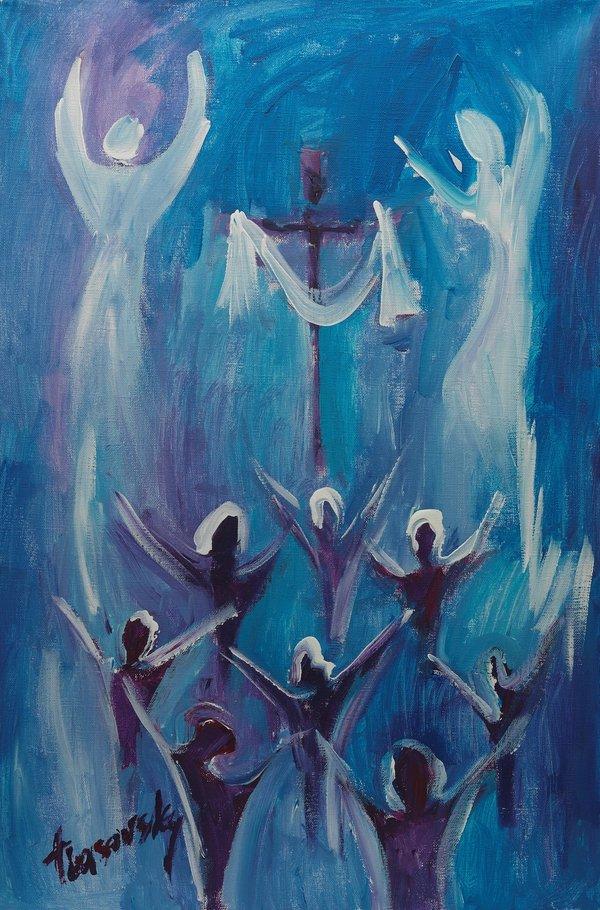 Worship together! | Art Lasovsky