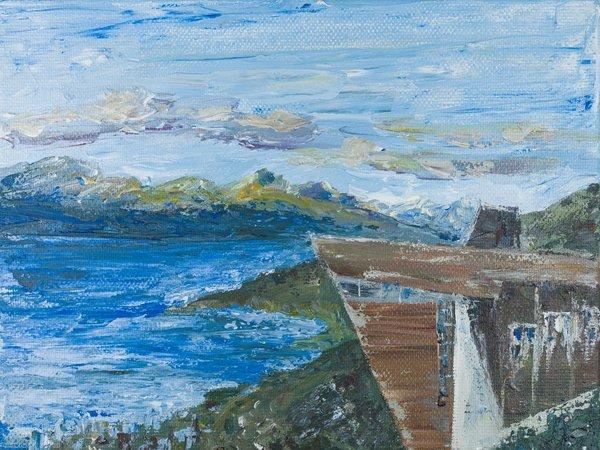 The ark of Fjellheisen | Art Lasovsky