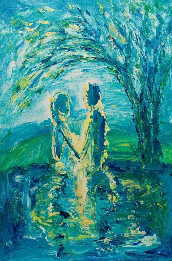 In water | Art Lasovsky