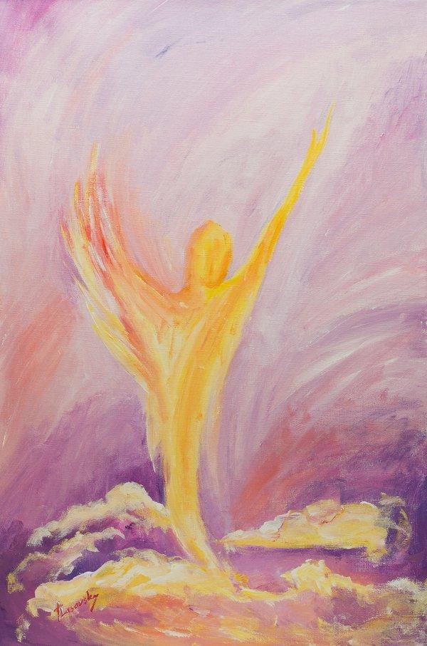 Praise in Heaven | Art Lasovsky