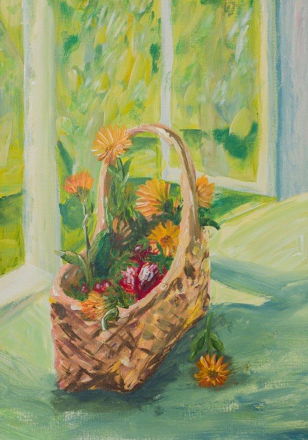 Marigold   Art Lasovsky