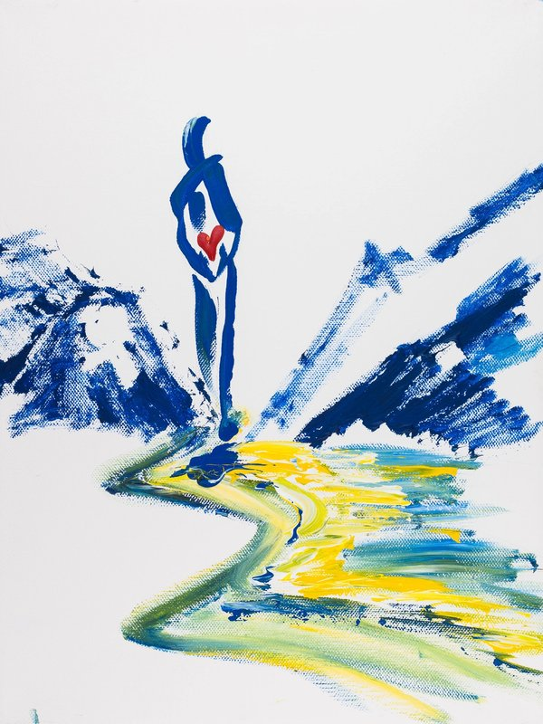 The way of heart | Art Lasovsky