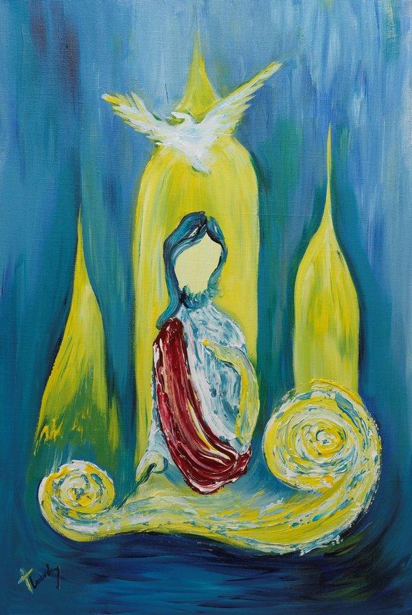 Spirit of God on Me | Art Lasovsky