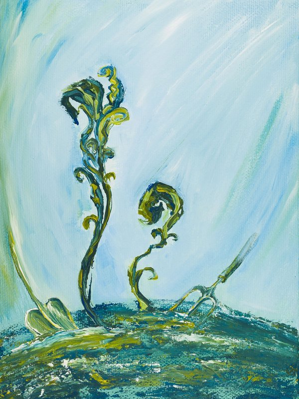 Into good ground | Art Lasovsky