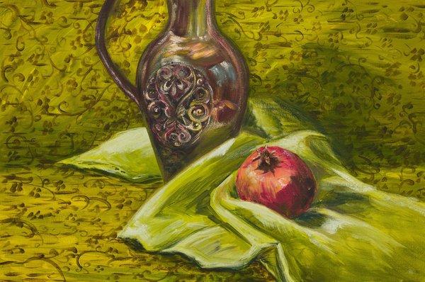 Oriental olive | Art Lasovsky