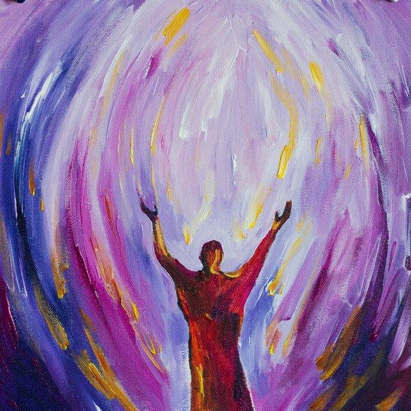 Pentecost Day | Art Lasovsky