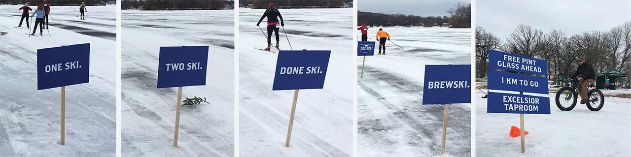 EBC Ski Race