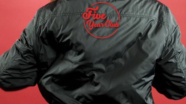 jacket with phrash