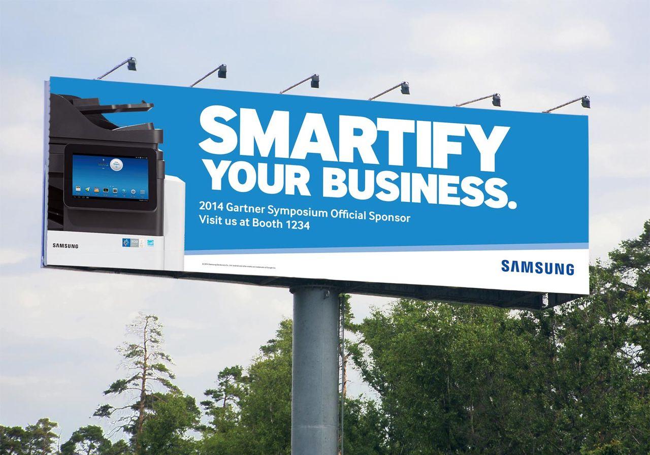 Smartify Billboard