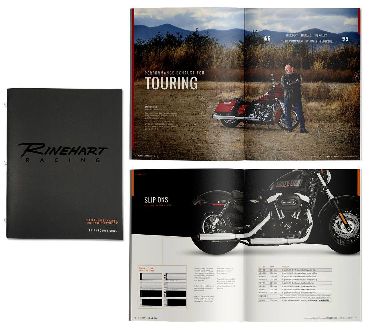 Rinehart catalog