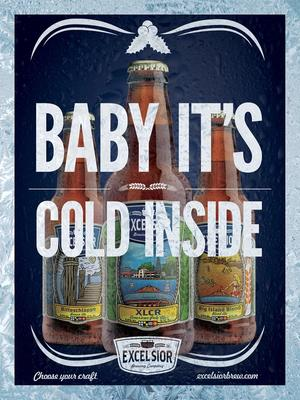 Baby it's cold inside