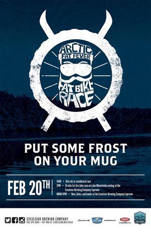 Arctic Fat Poster