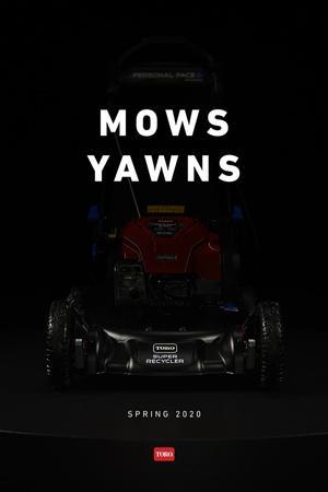 Mow Yawns