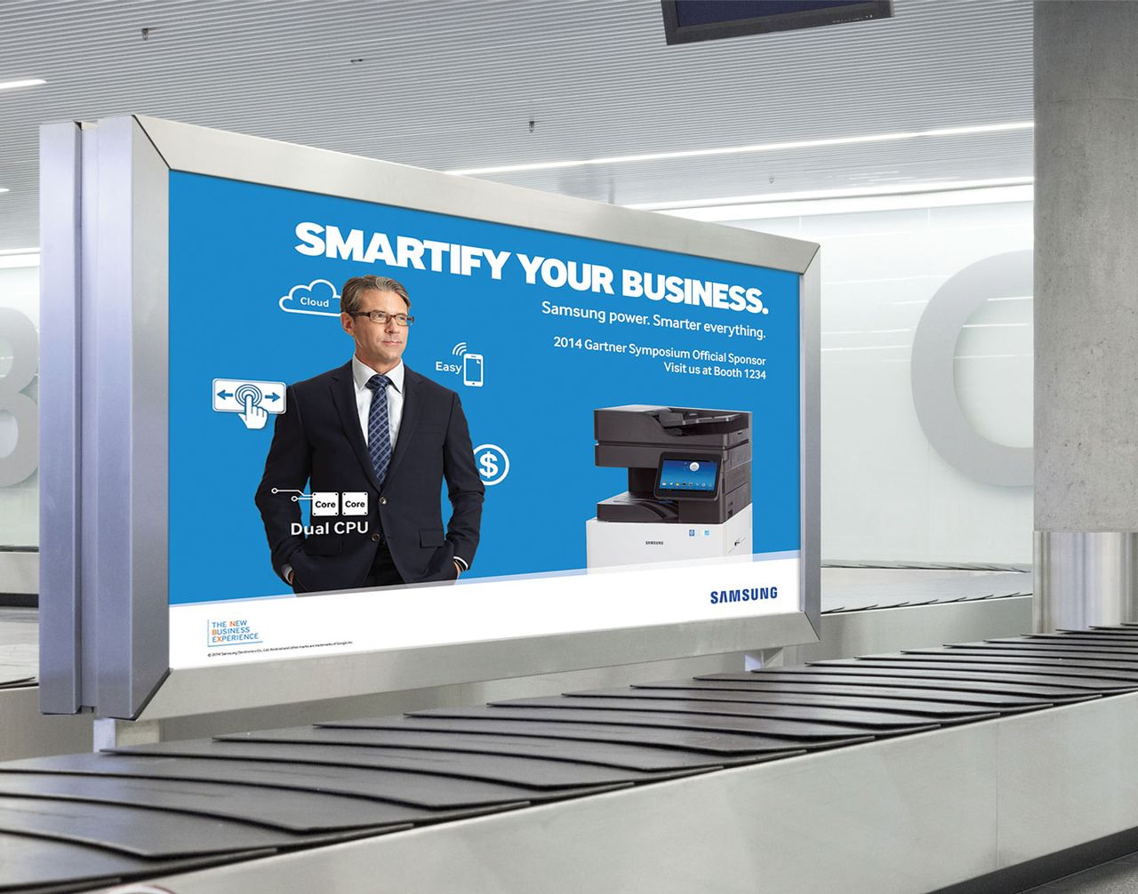 Smartify Airport OOH