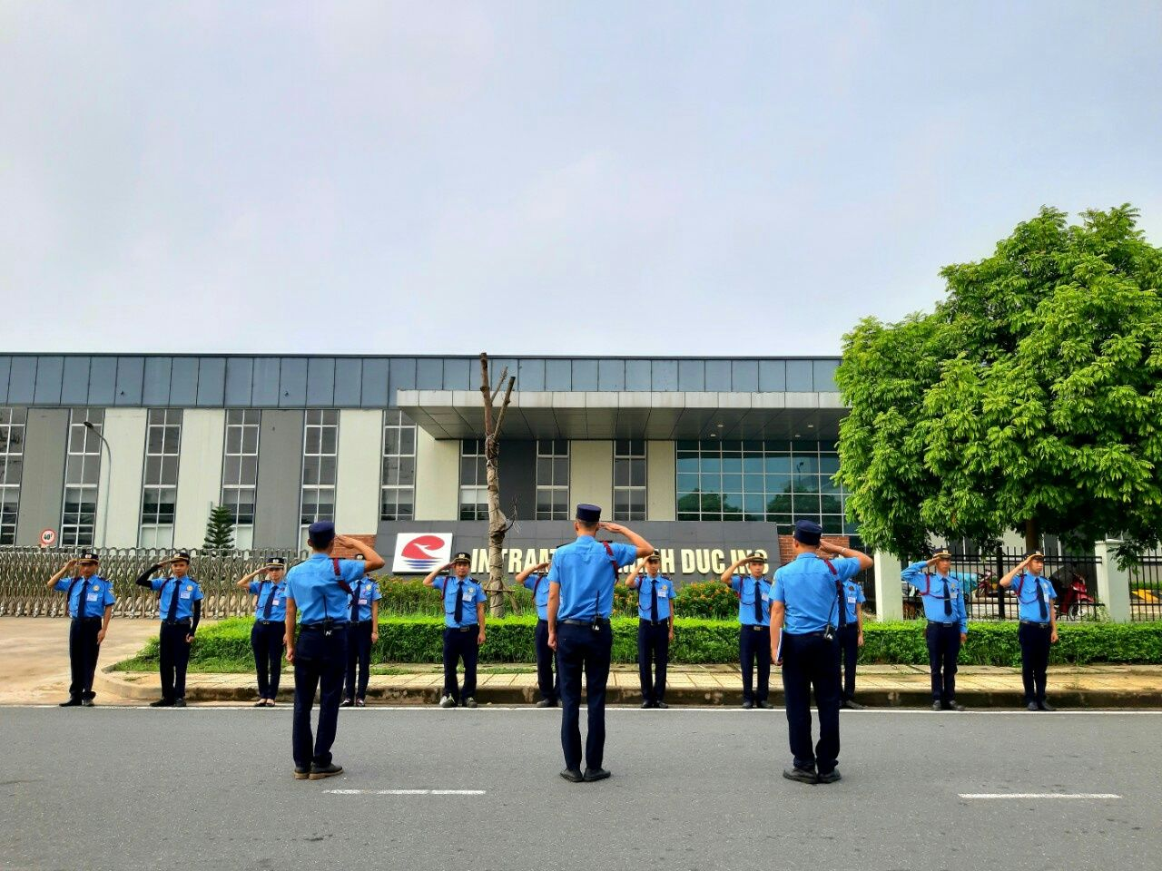 Vĩnh Yên - Tuyển gấp 5 Nhân viên bảo vệ nhà máy KCN Khai Quang
